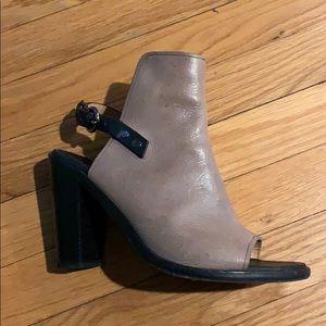Rag and Bone 37.5 bootie shootie mule heel